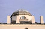 chimneys and dome