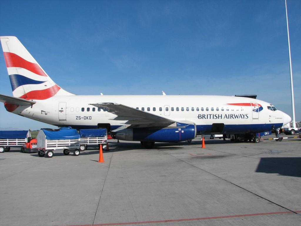 British-Airways-flight