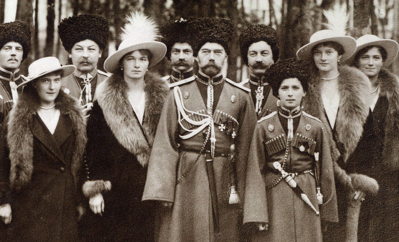 The Secret Aristocrats: Russians in hiding – Kate Shrewsday