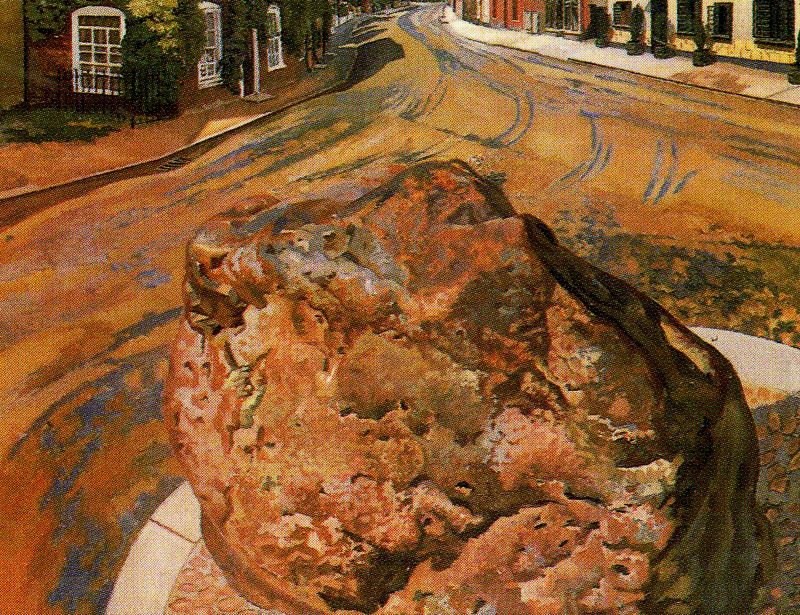 Stanley Spencer, The Tarry Stone, Cookham. Source: Wikimedia