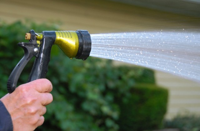 Water commotion: the politics of the garden hose – Kate Shrewsday