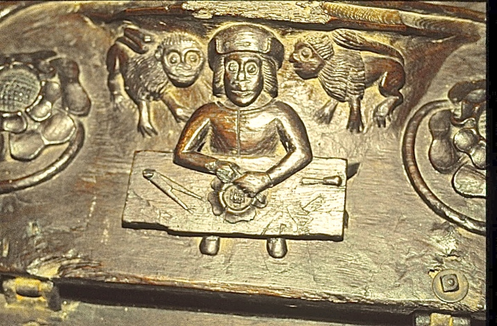 Photograph from misericords.co.uk
