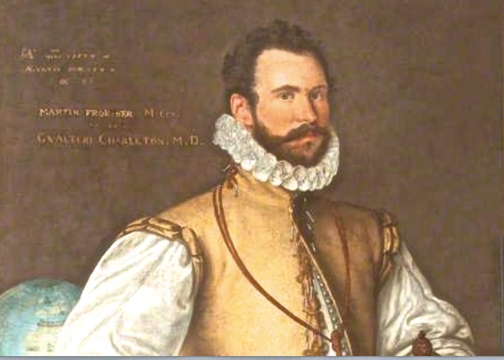Portrait via Wikipedia