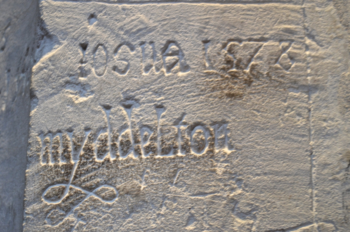 joshua myddleton 1578